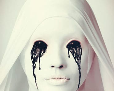 American Horror Story: Asylum: White Nun Poster