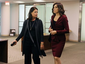ER reunion on The Good Wife