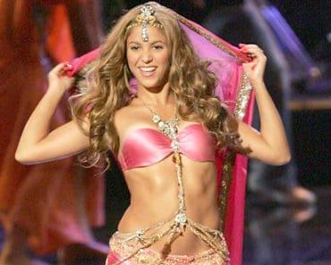 Shakira is pregnant