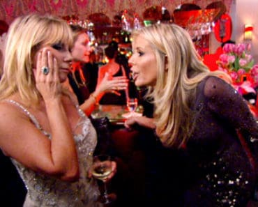 The Real Housewives of New York City Season Five finale