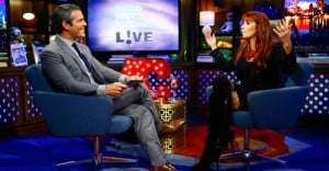 Watch What Happens Live with Andy Cohen and Jill Zarin