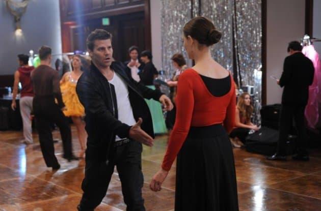 Bones Photo Preview: Booth, Brennan and Ballroom Dancing
