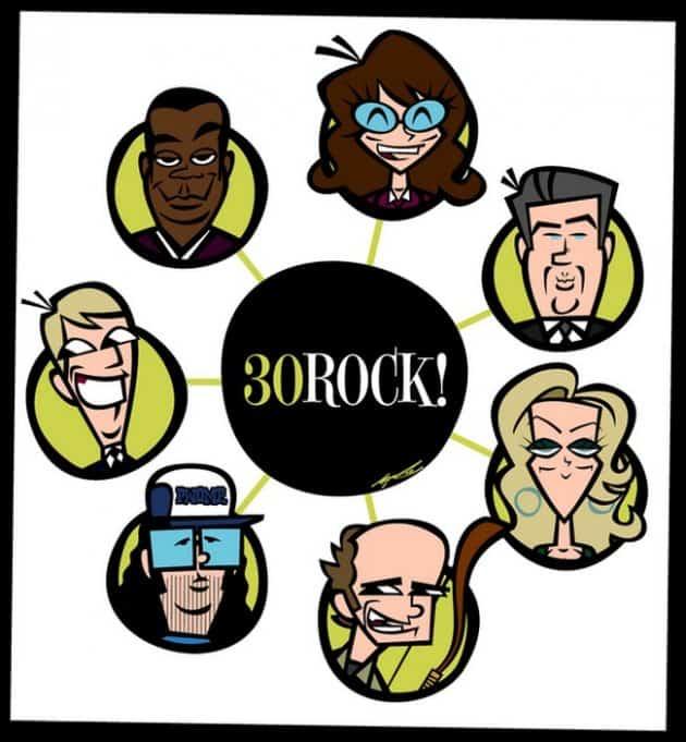 30 Rock Art 7