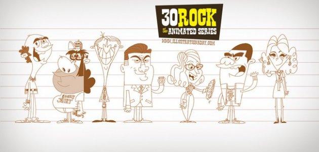 30 Rock Art 9