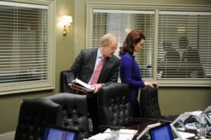 Scandal 2.16 Mellie and Cyrus