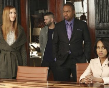 Scandal 2.17 - Olivia and Associates