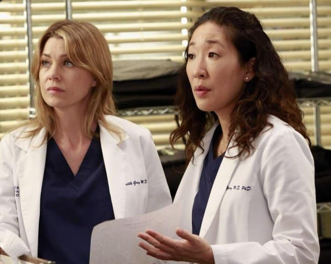 Tonight on Grey\'s Anatomy: Meredith Finds Out Whether She Has ...