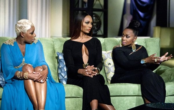 The Real Housewives Of Atlanta Season Five Reunion Pt 1 First