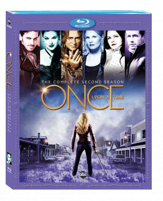 Once Upon A Time Scandal Nashville And Greys Anatomy Dvd Release