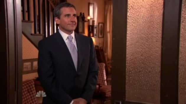 The Office Finale Steve Carell