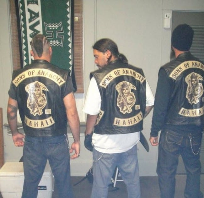 & Some of the Best Sons of Anarchy Halloween Costumes