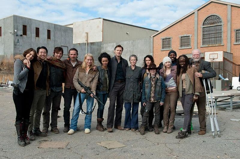 Walking Dead Cast Members Who Were Meant To Die (and Didn\'t)