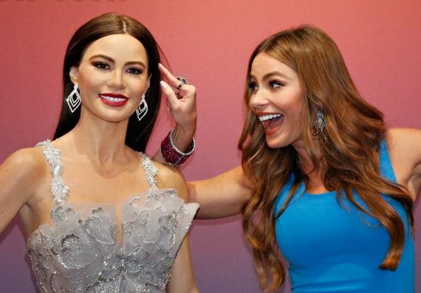 Sofia Vergara To Unveil Two Wax Figures For Madame Tussauds