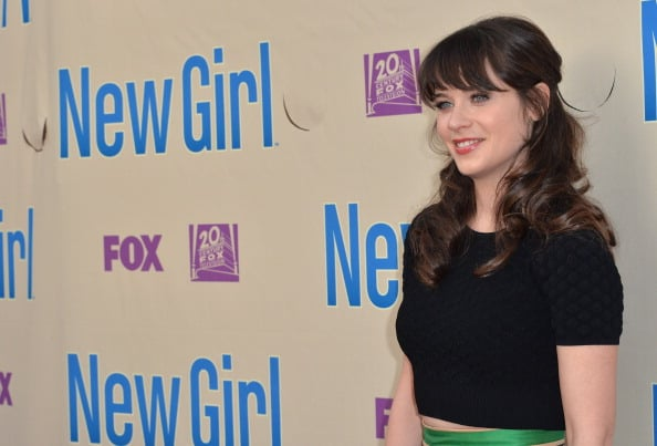 """Screening And Q&A For Fox's """"New Girl"""" - Arrivals"""