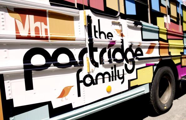 "VH-1 Recreates ""The Partridge Family"""