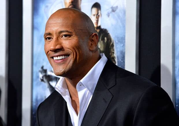 Dwayne Johnson is Registered to Make a Run at President