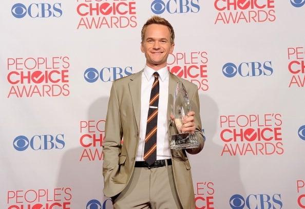 2012 People's Choice Awards - Press Room