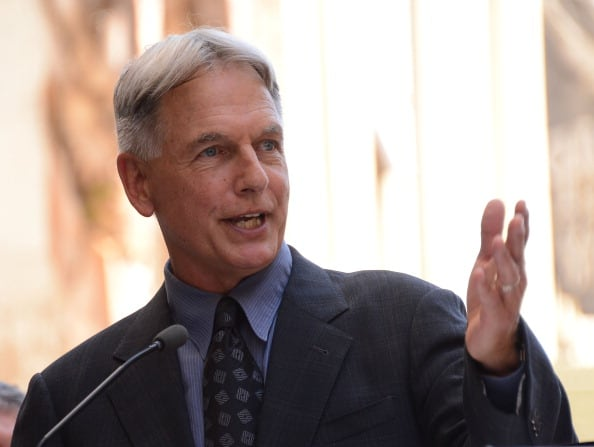 Mark Harmon Honored On The Hollywood Walk Of Fame