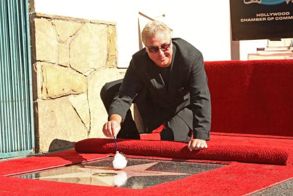 William Petersen Honored On The Hollywood Walk Of Fame