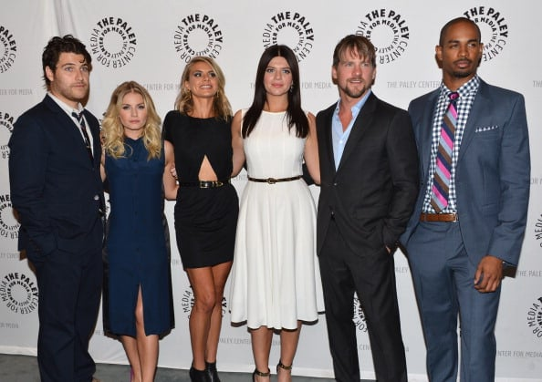 """The Paley Center For Media Presents An Evening With """"Happy Endings"""" And """"Don't Trust The B---- In Apartment 23"""""""