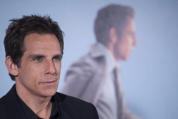 Ben Stiller Attends 'The Secret Life of Walter Mitty' Madrid Photocall