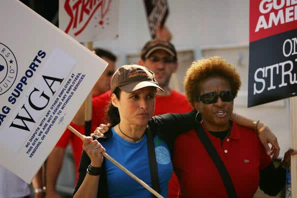 Writers Guild Continues Strike