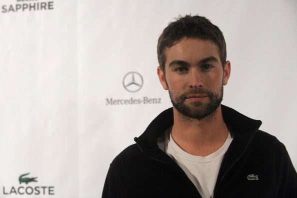 Super Bowl party sponsored by Lacoste and Mercedes-Benz