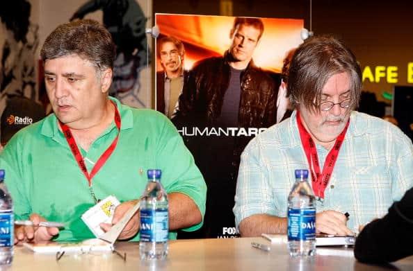 Comic-Con 2009 - Day 3 - Futurama Meet And Greet