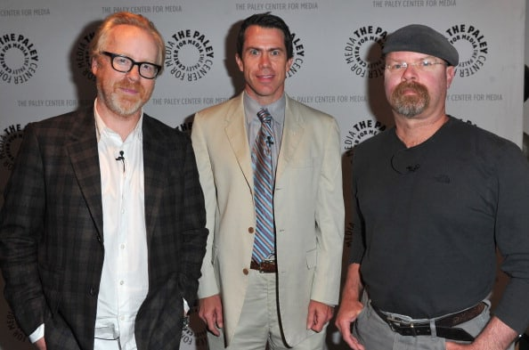 """The Paley Center For Media Presents An Evening With The Discovery Channel's """"Mythbusters"""""""