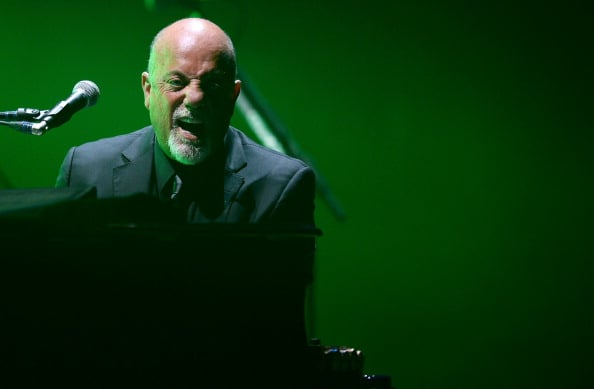Billy Joel And Gavin DeGraw In Concert At The MGM Grand