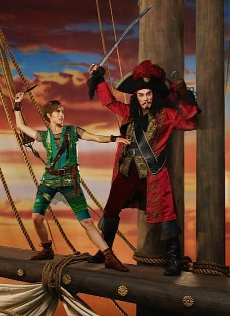 Christopher Walken Peter Pan Live Full