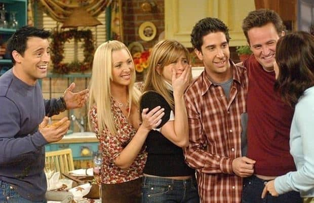 Friends Coming to Netflix in 2015