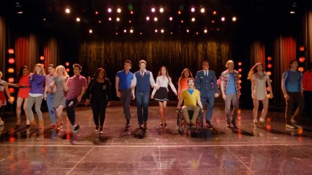 Glee series finale date in Brisbane