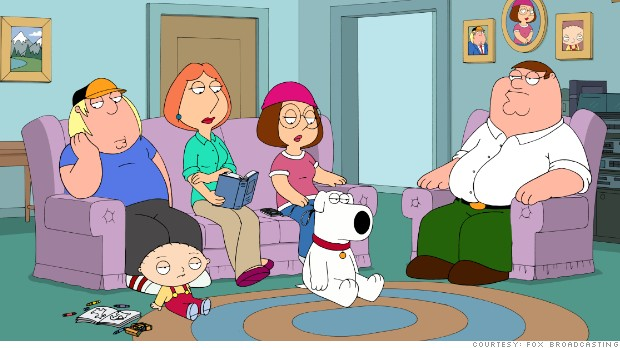 who should play the family guy characters in a live action