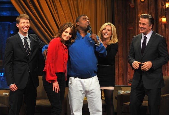 """Cast Of """"30 Rock"""" Visits """"Late Night With Jimmy Fallon"""""""