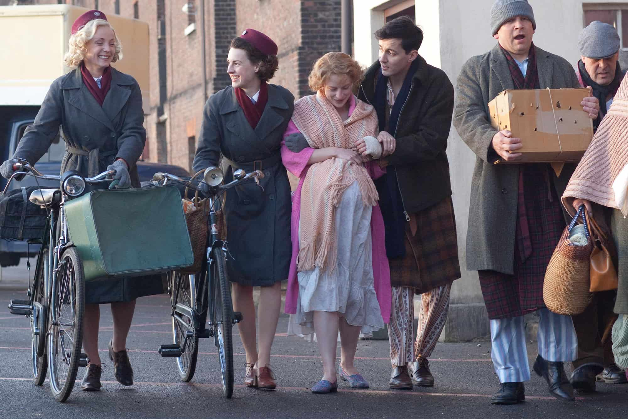 Call The Midwife Season 5 Christmas Special.Call The Midwife Renewed For 5th Season