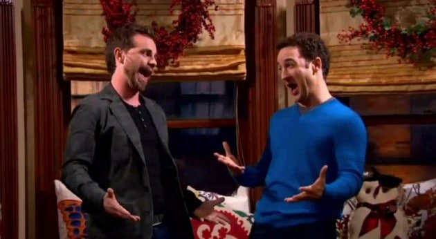 Girl Meets World Shawn and Cory