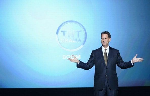 TBS / TNT Upfront 2014 - Presentation