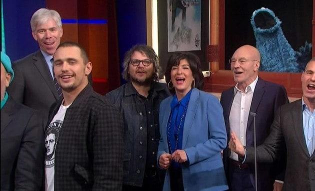 Colbert Report Finale 2