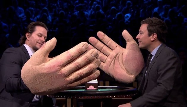 Mark Wahlberg Jimmy Fallon