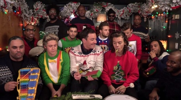 One Direction The Tonight Show