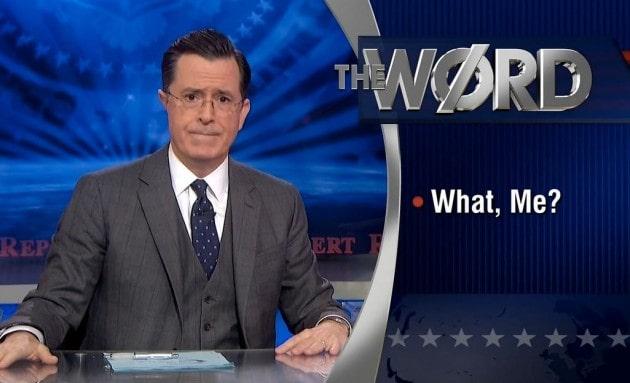 The Colbert Report Finale