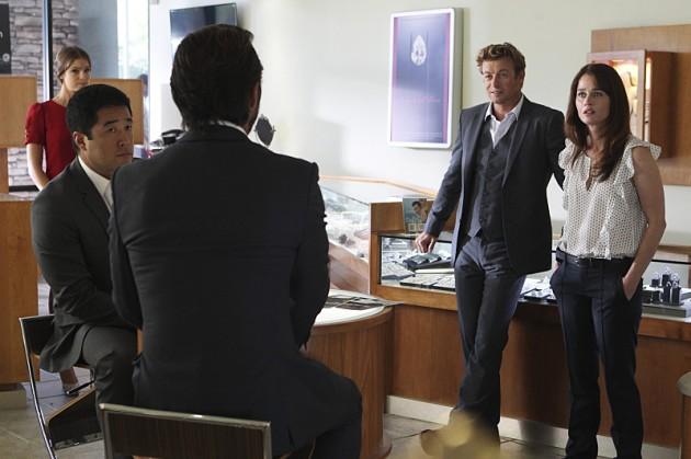 The Mentalist Season 7 Episode 4 Review: