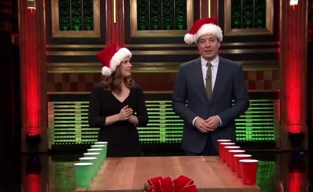 The Tonight Show Amy Adams