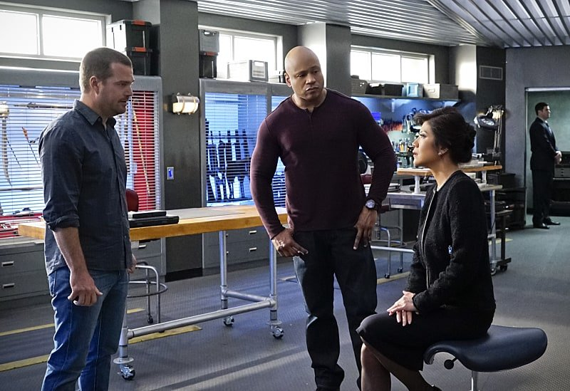 Ncis los angeles in the line of duty for The line los angeles