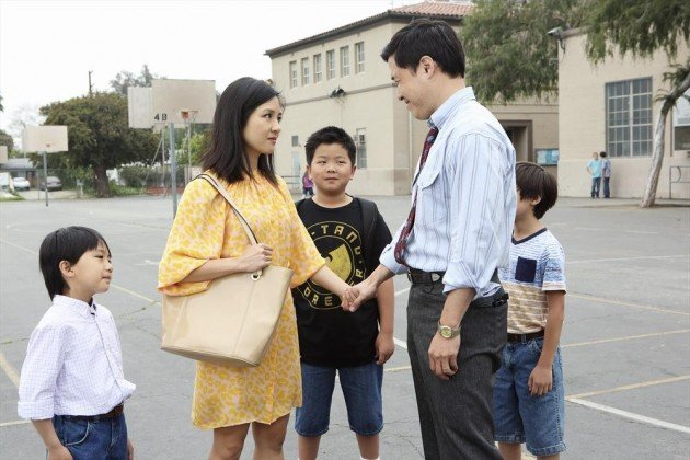 Fresh Off The Boat Season 1 Episodes 1 2 Review Pilot Home