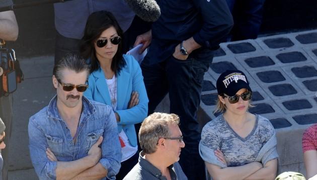 True Detective Season 2 Set Photos Show Colin Farrell