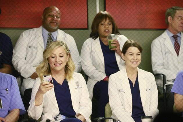 Greys Anatomy Season 11 Episode 19 Review Crazy Love