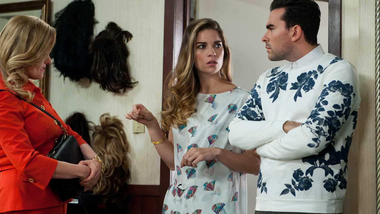 Schitts Creek Season 1 Episode 11 Review Little Sister