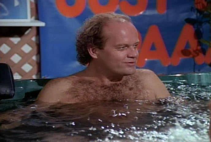 Frasier Season 8 Episode 4 | The Great Crane Robbery ...